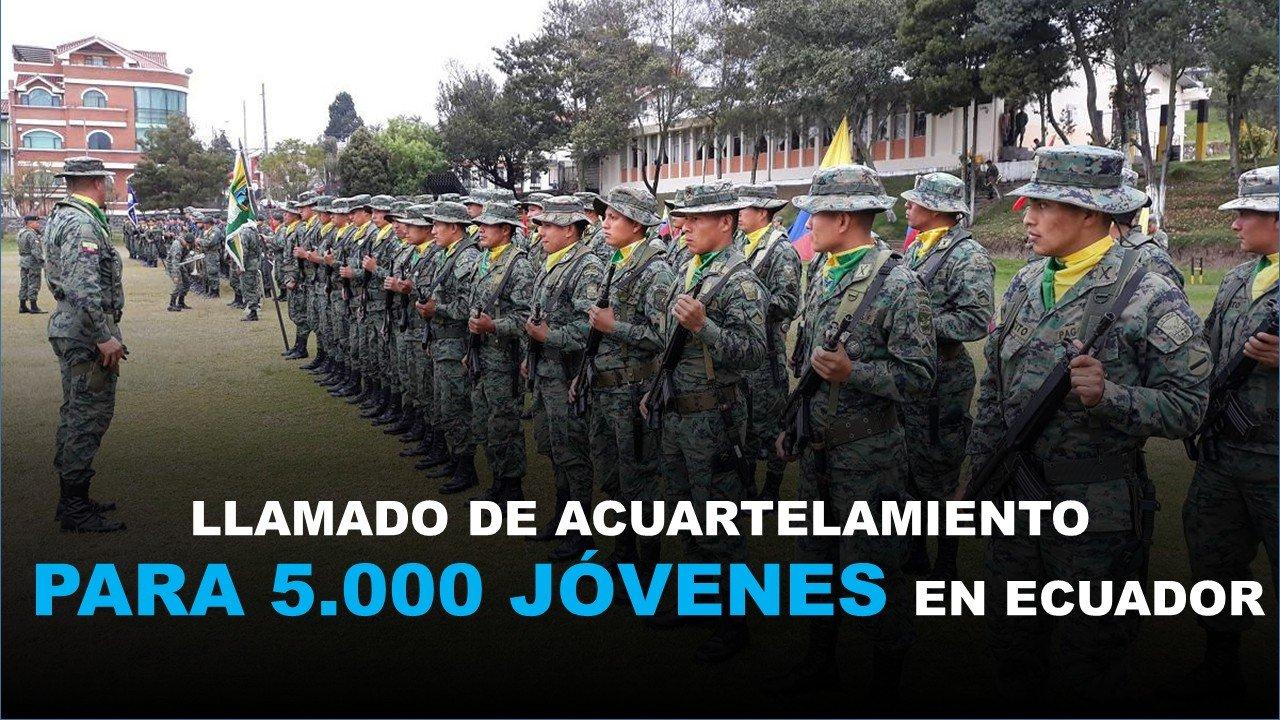 acuartelamiento militar 2019