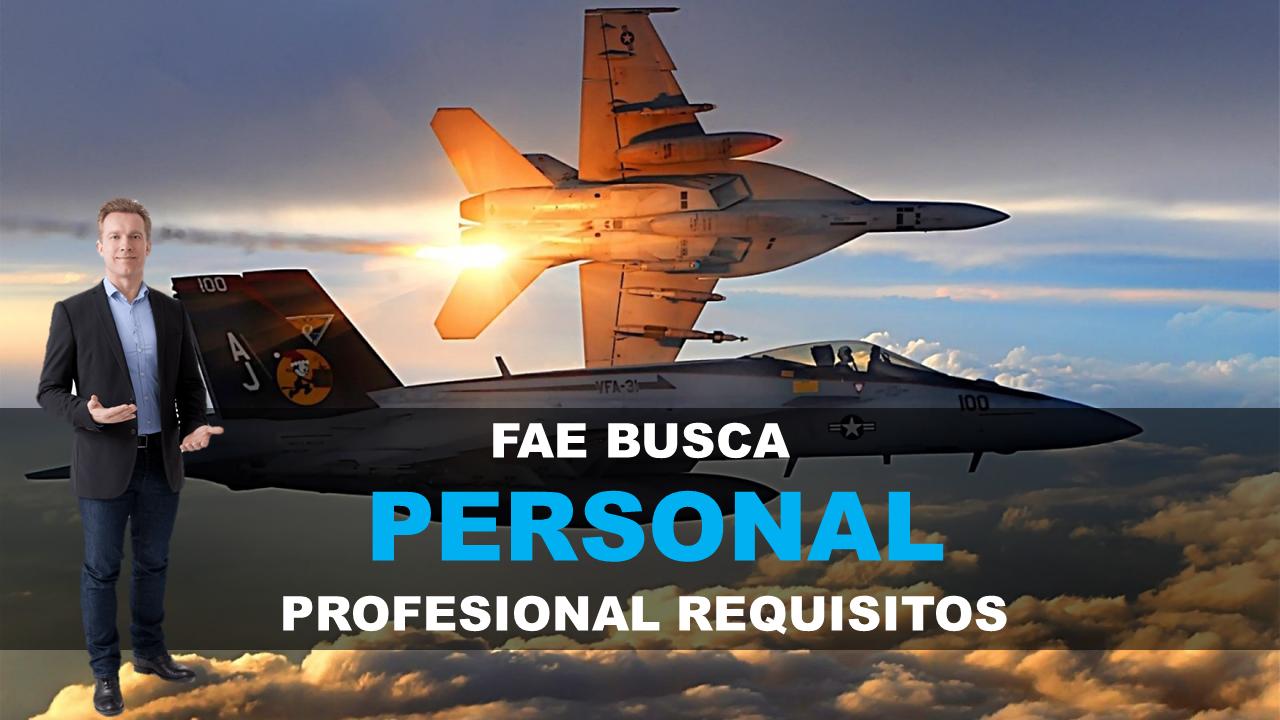 Reclutamiento Fuerza Aérea Ecuatoriana |Inscripciónes FAE