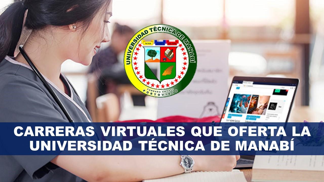 Carreras virtuales que oferta la UTM