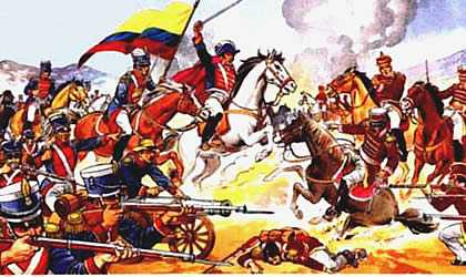 Batalla de Tarqui 27 de febrero de 1829