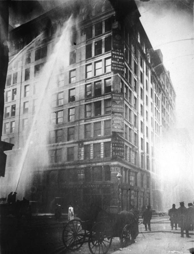 Huelga de las camiseras 1909
